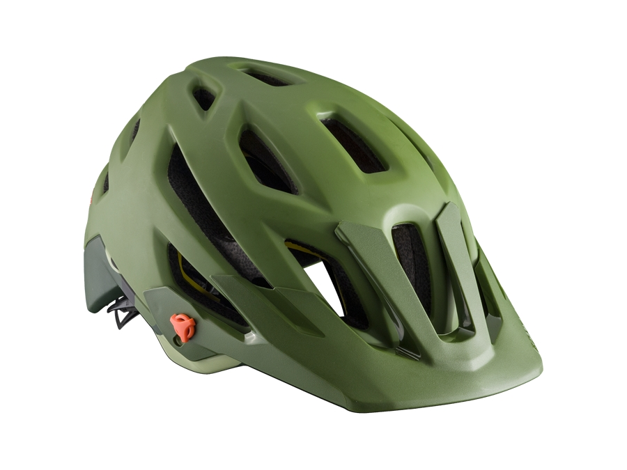 Bontrager Helm Rally MIPS M Green CE - Bontrager Helm Rally MIPS M Green CE