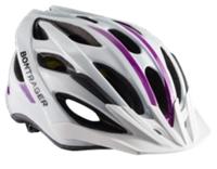 Bontrager Helm Solstice Women MIPS M/L Wht/Purple CE - RADI-SPORT alles Rund ums Fahrrad