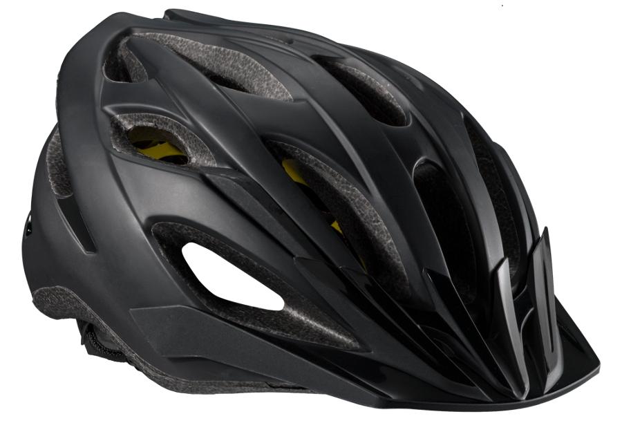 Bontrager Helm Solstice MIPS S/M Black CE - Bontrager Helm Solstice MIPS S/M Black CE