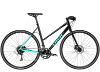 Trek Zektor 3 Stagger 50cm Gloss & Matte Trek Black/Miami Green - Zweirad Homann