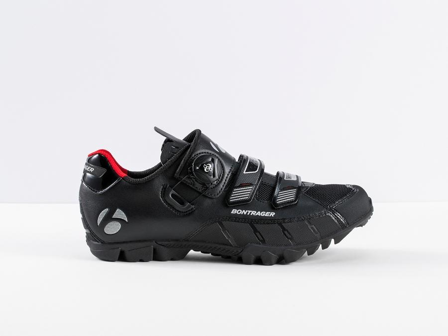 Bontrager Schuh Katan 43 Black - Bontrager Schuh Katan 43 Black