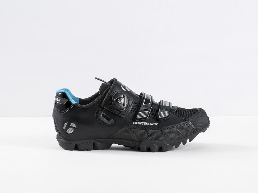 Bontrager Schuh Igneo Womens 39 Black - Bontrager Schuh Igneo Womens 39 Black