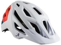 Bontrager Helm Lithos MIPS S White/Orange CE - RADI-SPORT alles Rund ums Fahrrad