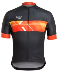 Bontrager Trikot Shut Up Legs XXL Black - Bike Maniac
