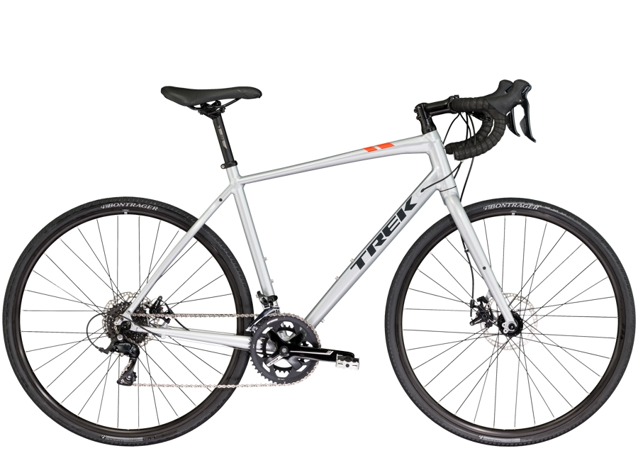 Trek CrossRip 1 54cm Quicksilver - Trek CrossRip 1 54cm Quicksilver
