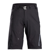 Bontrager Short Rhythm 32 Black - Bike Maniac