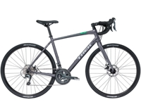 Trek CrossRip 2 49cm Matte Metallic Charcoal - Bike Maniac