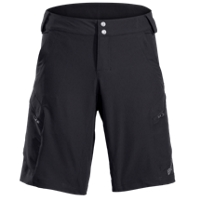 Bontrager Short Evoke XS Black - Bike Maniac