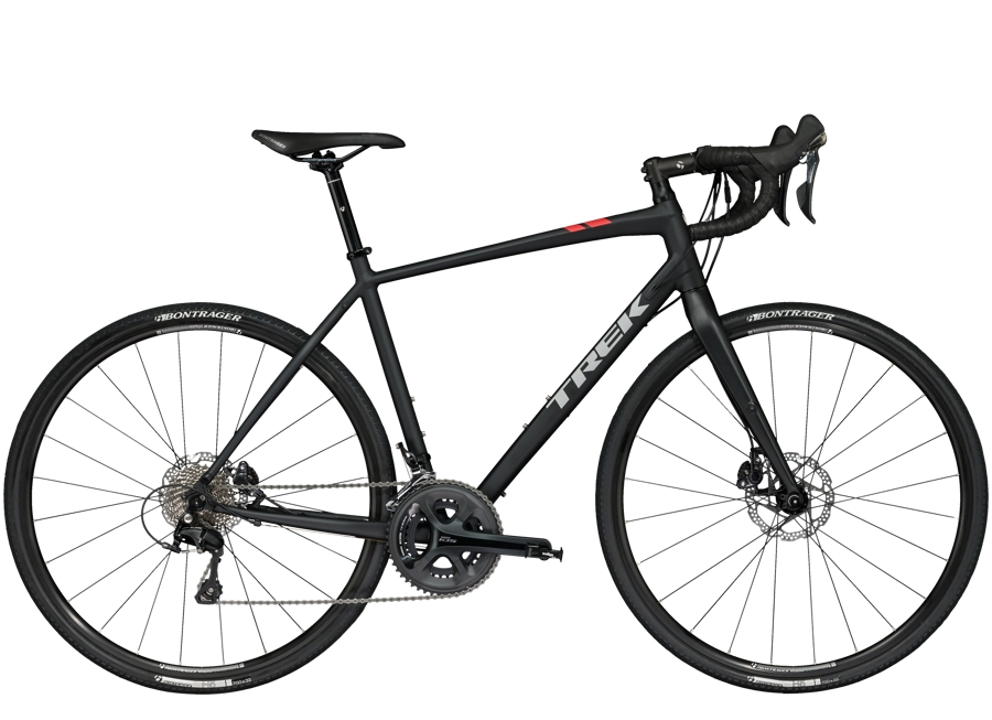 Trek CrossRip 3 52cm Matte Trek Black - Trek CrossRip 3 52cm Matte Trek Black