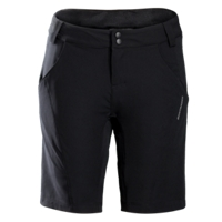 Bontrager Short Adorn Womens S Black - Bike Maniac
