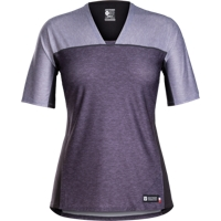 Bontrager Shirt Tario Tech Tee Womens XS Anthracite - Bike Maniac