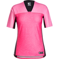 Bontrager Shirt Tario Tech Tee Womens XS Vice Pink - Bike Maniac