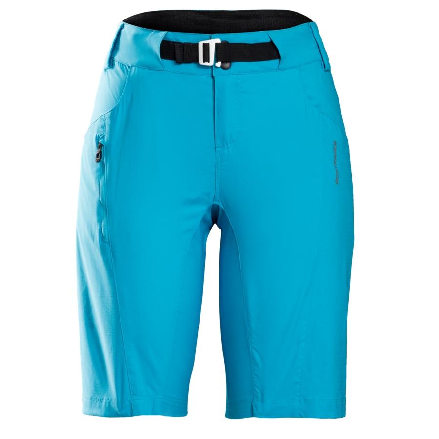Bontrager Short Tario Womens M Bluebird - Bontrager Short Tario Womens M Bluebird