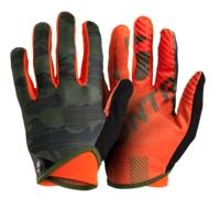 Bontrager Handschuh Rhythm XXL Camo/Orange - Bike Maniac