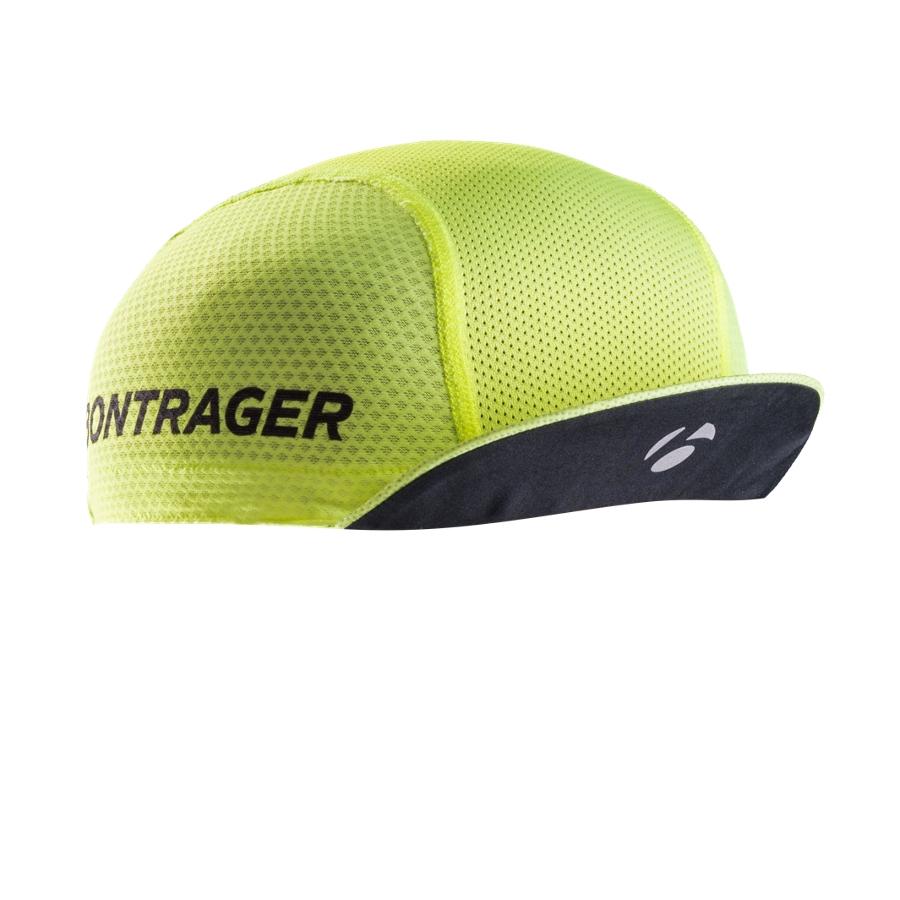 Bontrager Kopfbedeckung Halo Cycling Cap EG Vis Yellow - Bontrager Kopfbedeckung Halo Cycling Cap EG Vis Yellow