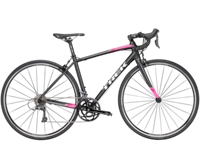 Trek Domane AL 2 Womens 50cm Matte Trek Black - Radsport Jachertz