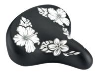 Electra Saddle Hawaii w/Elastomers Black - 2-Rad-Sport Wehrle