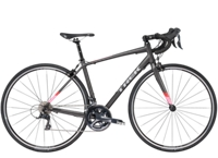 Trek Lexa 3 Womens 47cm Matte Dnister Black - Bike Maniac