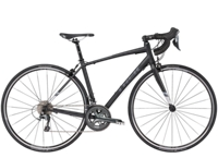 Trek Lexa 4 Womens 47cm Matte Trek Black - Bike Maniac