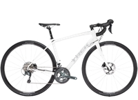 Trek Domane ALR 4 Disc Womens 54cm Trek White - Berni´s Bikeshop