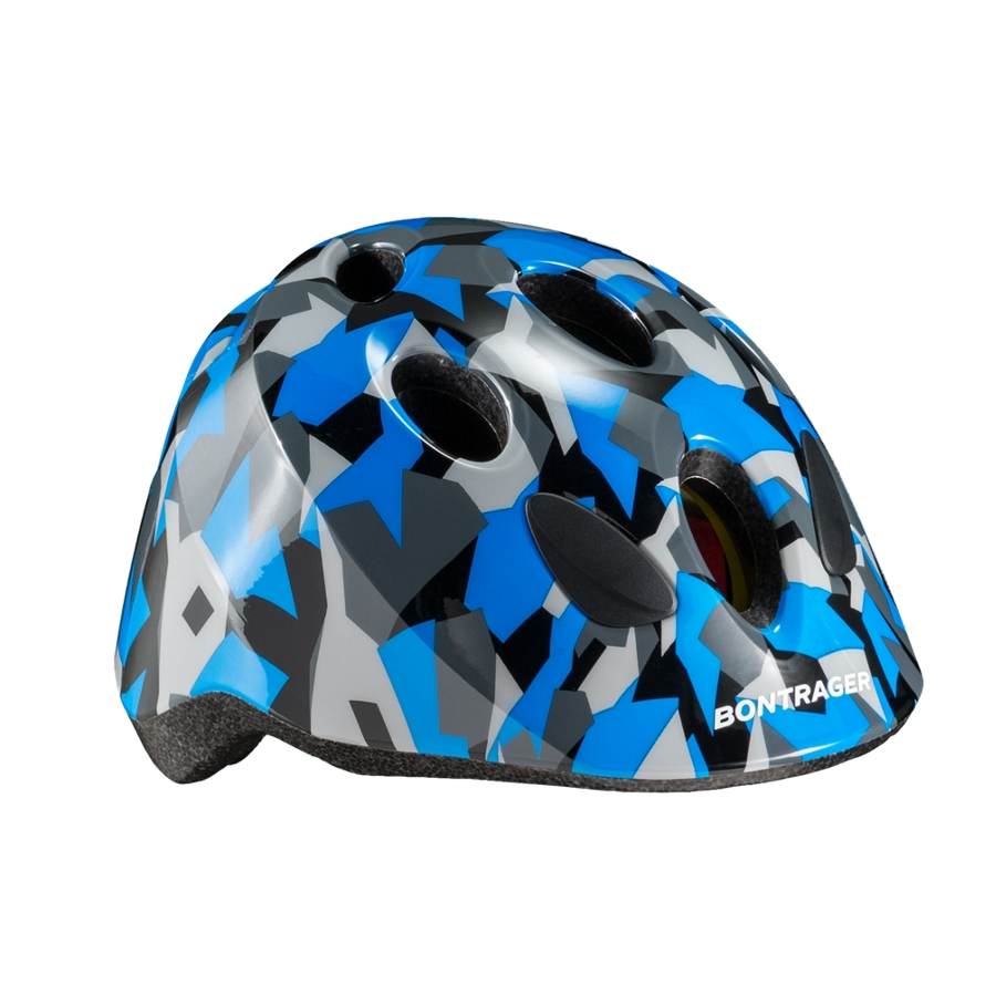Bontrager Helm Big Dipper MIPS Blue Camo CE