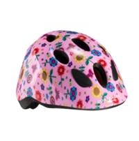 Bontrager Helm Little Dipper MIPS Pink Flowers CE - Bike Maniac