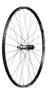 Bontrager Hinterrad XXX Boost 29 TLR CL Disc 148 Black - Bike Maniac