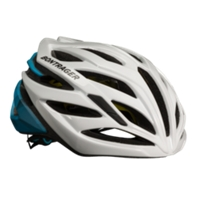 Bontrager Helm Circuit MIPS Womens S White/Blue CE - Bike Maniac