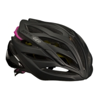 Bontrager Helm Circuit MIPS Womens S Black/Pink CE - Bike Maniac