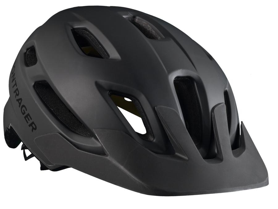 Bontrager Helm Quantum MIPS M Black CE - Bontrager Helm Quantum MIPS M Black CE