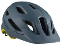 Bontrager Helm Quantum MIPS S Slate/Yellow CE - Bike Maniac
