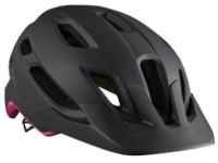 Bontrager Helm Quantum Womens MIPS M Black/Pink CE - Bike Maniac