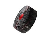 Bontrager Lenkerband Velvetack Black/Viper Red - Bike Maniac