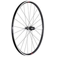Bontrager Hinterrad Paradigm Comp Clincher S11 Char/Red - Bike Maniac