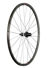 Bontrager Hinterrad AeolusXXX 24H Tubular Shim11 Black - Bike Maniac