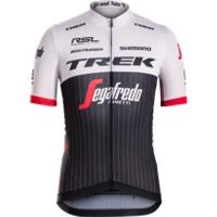 Bontrager Trikot Trek-Segafredo RSL S Black/White - RADI-SPORT alles Rund ums Fahrrad
