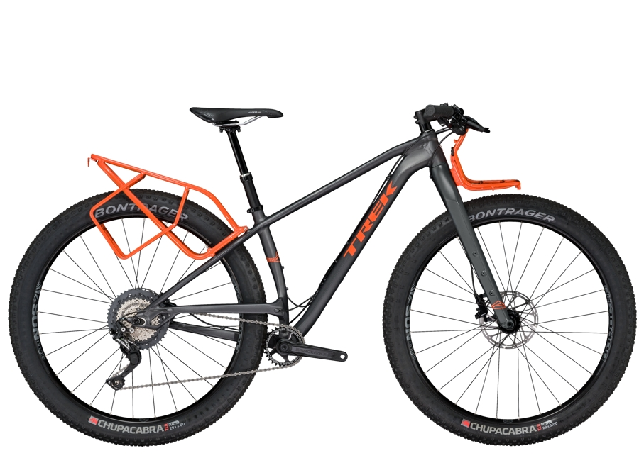Trek 1120 19.5 Matte Solid Charcoal - Trek 1120 19.5 Matte Solid Charcoal