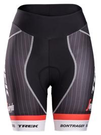 Bontrager Short Trek-Segafredo Replica Womens XL Black - Bike Maniac