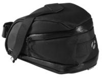 Bontrager Tasche Seat Pack Pro XL Black - Rennrad kaufen & Mountainbike kaufen - bikecenter.de