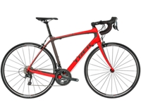 Trek Domane S 4 50cm Matte Viper Red/Dark Roast Black - Veloteria Bike Shop