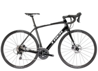 Trek Domane S 5 Disc 44cm Trek Black/Dnister Black - Veloteria Bike Shop