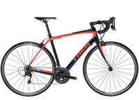 Trek Domane S 5 54cm Deep Dark Blue/Roarange - Veloteria Bike Shop
