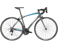 Trek Silque S 5 Womens 56cm Matte Metallic Charcoal/Waterloo Blue - Rennrad kaufen & Mountainbike kaufen - bikecenter.de