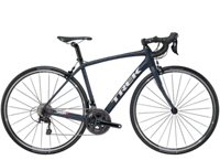 Trek Domane SL 5 Womens 47cm Matte Deep Dark Blue/Pacific - Veloteria Bike Shop