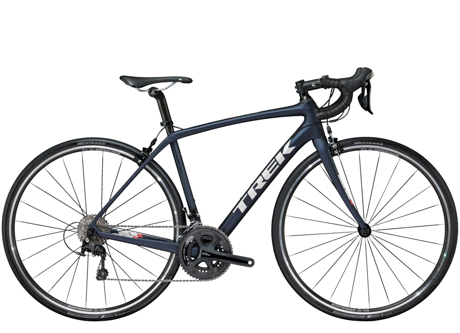 Trek Domane SL 5 Womens 52cm Matte Deep Dark Blue/Pacific - Trek Domane SL 5 Womens 52cm Matte Deep Dark Blue/Pacific