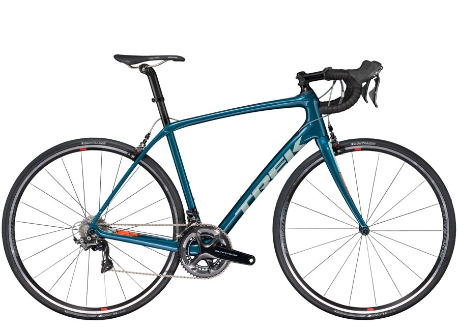 Trek Domane SL 8 58cm Dark Aquatic/Shady Grey - Trek Domane SL 8 58cm Dark Aquatic/Shady Grey