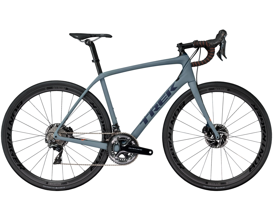 Trek Domane SL 8 Disc 54cm Matte Battleship Blue/Deep Dark Blue - Trek Domane SL 8 Disc 54cm Matte Battleship Blue/Deep Dark Blue