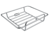Electra Rack Cruiser Tray Silver Front - 2-Rad-Sport Wehrle