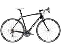 Trek Domane SL 6 50cm Black Pearl/Crystal White - Rennrad kaufen & Mountainbike kaufen - bikecenter.de