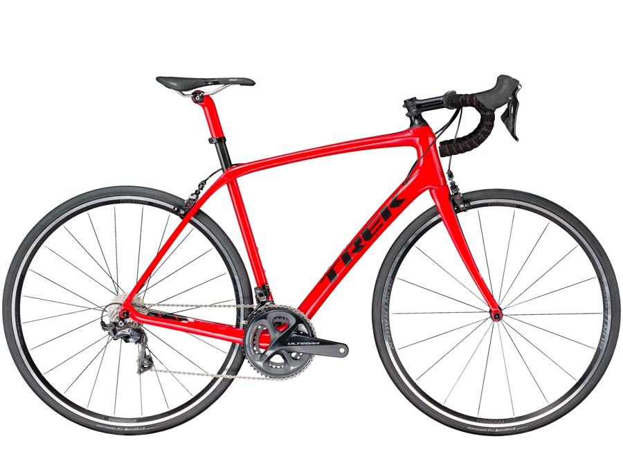 Trek Domane SL 6 54cm Viper Red/Onyx Carbon - Trek Domane SL 6 54cm Viper Red/Onyx Carbon